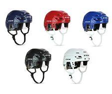 CCM Tacks 310 Hockey Helmet! Small Medium Large Black Navy White Red Royal D30