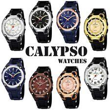 Calypso Reloj de Hombre Cuarzo Plástico con Polyurethanband Análogo Todos K5560