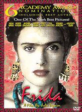 Frida (DVD) SHIPS FAST NO CASE NO ART EXCELLENT CONDITION