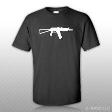 AKS74U T-Shirt Tee Shirt Gildan S M L XL 2XL 3XL Cotton  AK AK74