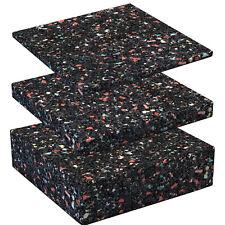 DEMMELHUBER Terrassenpads Gummigranulat auf Recyclingbasis Pads Unterlage