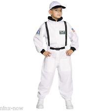 Astronaut Shuttle Commander Boys Costume Licensed