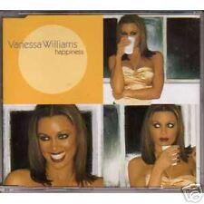 Vanessa Williams Happiness RADIO VER UK PROMO CD Single