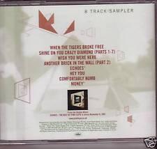 "PINK FLOYD ""Echoes"" 8 Track Promo Sampler RARE"