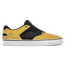 Emerica Skateboard Shoes The Low Vulc Gold/Black