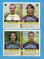 Figurina/CARD-MUNDICROMO CALCIO 2001 n.493- VENEZIA-MICELI+PEDONE+BRIVIO+LUPPI
