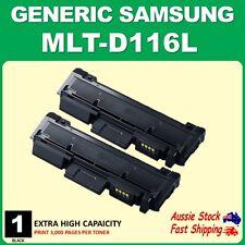 Generic MLT-D116L D116L D116 toner for Samsung SLM2825DW SLM2875FW 2835DW 2885FW