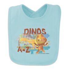 Dinosaurs from A to Z Word Art Dinosaur Train Baby Bib