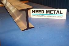 "6061 T6 Aluminum I Beam 5"" x .494"" x 3.284"" x 60""-Long"
