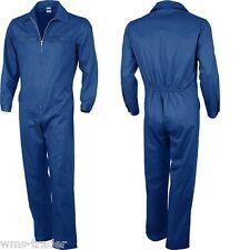 Arbeitsoverall Rallyekombi Overall Arbeitskleidung blau