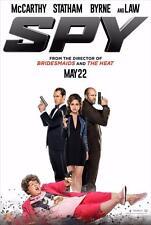 SPY MOVIE POSTER  FILM A4 A3 ART PRINT CINEMA