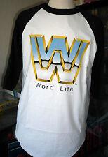 T-SHIRT CATCH WWE JOHN CENA WORD LIFE TAILLE : S,M,L,XL,XXL HOMME/MEN