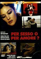 PER SESSO O PER AMORE? (2005) DVD - EX NOLEGGIO