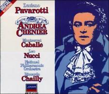 Giordano: Andrea Chenier / Pavarotti, Caball, Nucci, Chailly