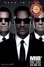 NEW MEN IN BLACK 3 MIB III THREE MOVIE ORIGINAL ART PHOTO PRINT PREMIUM POSTER