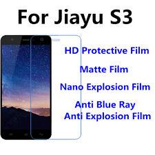75cb715a537 3pcs For Jiayu S3 High Clear/Nano Explosion Good Quality Screen Protector