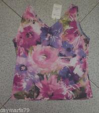 ROPA camiseta mujer Talla  46 SIN MANGA NUEVA shirt woman  REF. 4