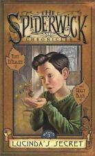 Lucinda's Secret (Spiderwick Chronicles, Book 3) by Holly Black, Tony DiTerlizz