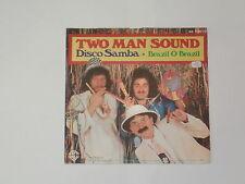 """TWO MAN SOUND -Disco Samba- 7"""""""
