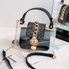Bag Women Jelly Transparent Korean Trend Crossbody Shoulder Clear Female Handbag