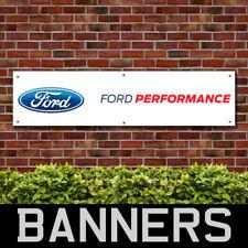 Ford Performance PVC Banner Garage Racing Printing Advertising Signs(BANPN00333)