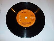 "ELVIS PRESLEY - Raised On Rock - 1973 UK 7"" vinyl single"