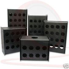 Schwarz Stahl Stagebox,Kabelbaum und Schlangen kabel d-typ 8,12,16,20,24,Weg