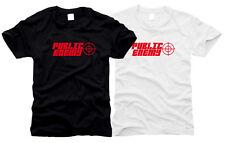 Public Enemy Staatsfeind Retro - T-Shirt- Gr. S bis XXL