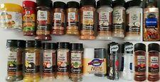 Culinary Seasonings Bacon, Chicken, Chipotle, Chili, Curry, Garlic, Italian...s3