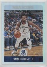 2017-18 Panini NBA Hoops Silver #56 Wayne Selden Jr Memphis Grizzlies Jr. Card
