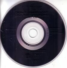 B.J. THOMAS Don't Leave Love PROMO DJ CD Single BJ 1989
