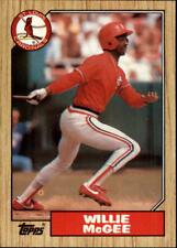 1987 Topps Baseball Base Singles #440-553 (Pick Your Cards)