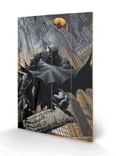 Batman (Notte Orologio) In legno Stampa SW11603P 43cm X 59cm