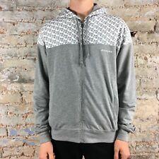 Dickies Ingalls Reversible Hoodie Hooded Sweatshirt - Grey Melange - M,XL
