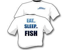 Salt Addiction Fishing t shirt,Saltwater shirt,Ocean,beach,life,Eat Sleep Fish
