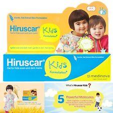 Hiruscar Kids gel reduce Scars & Dark Marks Best for children skin safe gentle