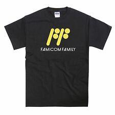 Nintendo NES Famicom Family Computer Tribute T-shirt
