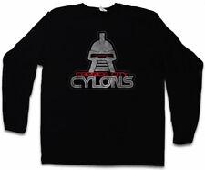 CAPRICA CITY CYLONS LONG SLEEVE T-SHIRT Battlestar TV Series Galactica