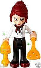 LEGO Friends-AMI figura + GRATIS SPATOLA & MIXER-SUPER VELOCE-BESTPRICE-NUOVO
