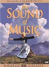 SOUND OF MUSIC rare Musical dvd Academy Award JULIE ANDREWS Christopher Plummer