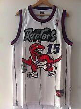 camiseta de triantes nba basket Vince Carter jersey Toronto Raptors S/M/L/XL