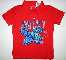 NWT Baby GAP Boys Toddler Skate City Skull Polo Shirt Tee Top U Pick Size! NEW