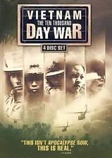 Vietnam: The Ten Thousand Day War Boxed Set (DVD, 2013, 4-Disc Set)
