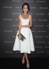 Cocktailkleid Partykleid Abendkleid Business Kleid Ballkleid Schwarz Weiß BC347