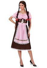 Costume Donna Bavarese , Festa Birra PS 08631 Accessori Costume Carnevale