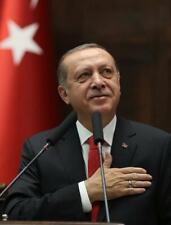 RECEP TAYYIP ERDOGAN GLOSSY POSTER PICTURE PHOTO PRINT turkey president 3842