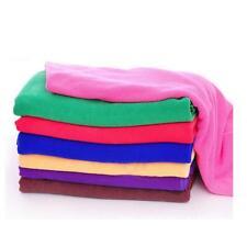 Quick Dry Microfiber Bath Gym Towel Beach Family Towel Washcloth Body 35x75CM FT
