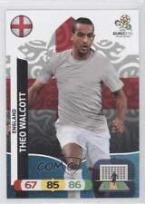 2012 Panini Adrenalyn XL UEFA Euro #THWA Theo Walcott England Rookie Soccer Card