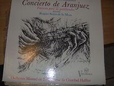 LP RODRIGO CONCIERTO DE ARANJUEZ CHITARRA REGINO SAINZ DE LA MAZA ORCH. DE FALLA