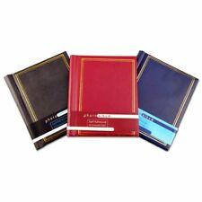 Adhésif Grand Albums Photo Pour un total de 20 Pages 40 Pages Noir rouge ou bleu